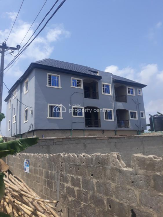 Brand New Self Contain, Off Grandmate, Ago Palace, Isolo, Lagos, Self Contained (single Rooms) for Rent