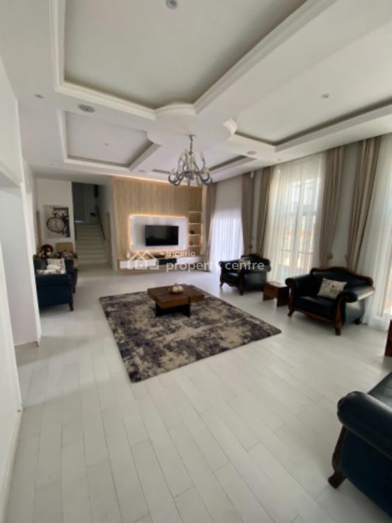 Furnished 5 Bedroom Detached Duplex with a Bq, Osapa, Lekki, Lagos, Detached Duplex for Sale