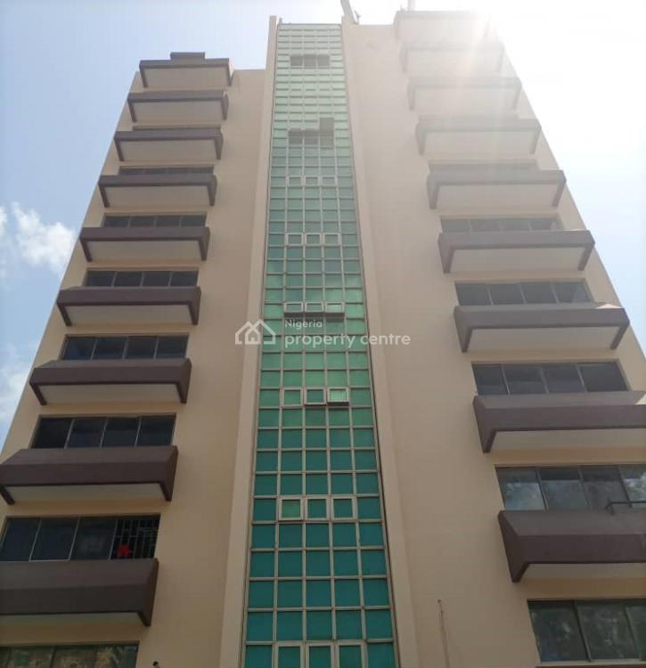 a High-rise Office Building on 9 Floors Measuring 247 Sqm on Each Floor, Catholic Mission Street, Lagos Island, Lagos, Office Space for Rent