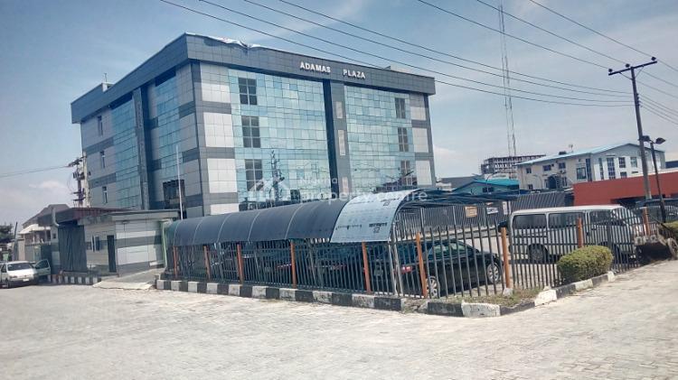 Newly Built Open Plan Office on Four Floors, Km 14, Lekki- Epe Expressway, Ikota, Lekki, Lagos, Office Space for Rent