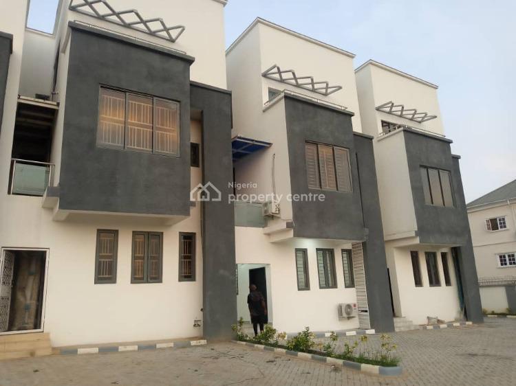 4 Units of 4 Bedroom Terrace Duplex, Life Camp, Abuja, Terraced Duplex for Sale