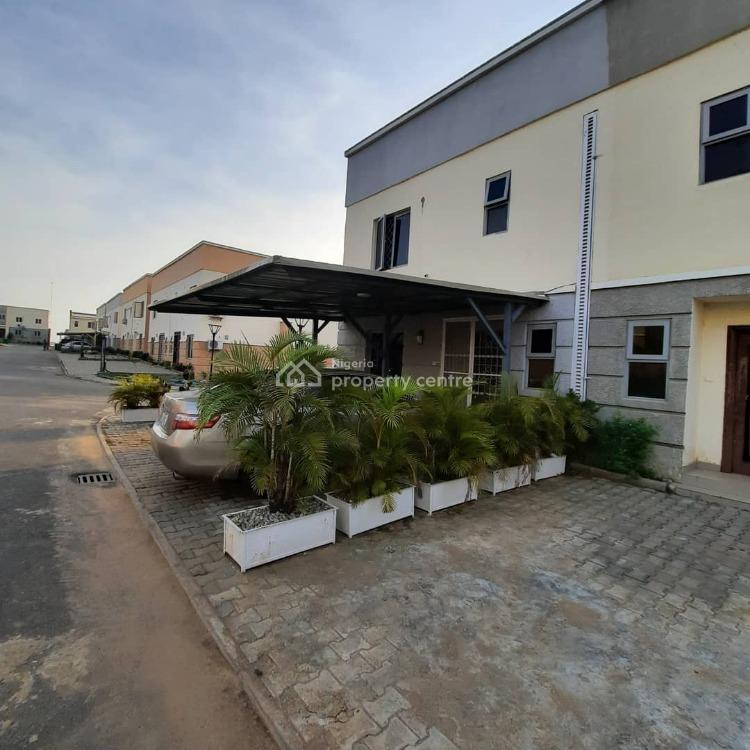 4 Bedroom, Lifecamp Extension, Dape, Abuja, Terraced Duplex for Sale