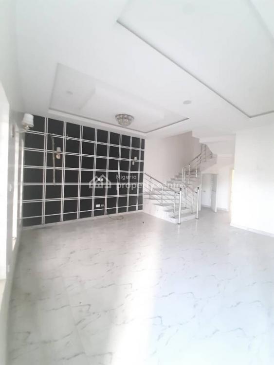 4 Bedroom Semi Detached Duplex and 1 Bq, Chevron Drive, Lekki Phase 2, Lekki, Lagos, Semi-detached Duplex for Sale