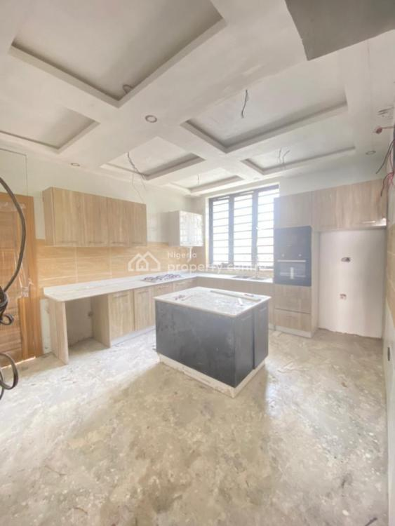 Luxury 5 Bedroom Detached Duplex with a Bq and Swimming Pool, Idado, Lekki, Lagos, Detached Duplex for Sale