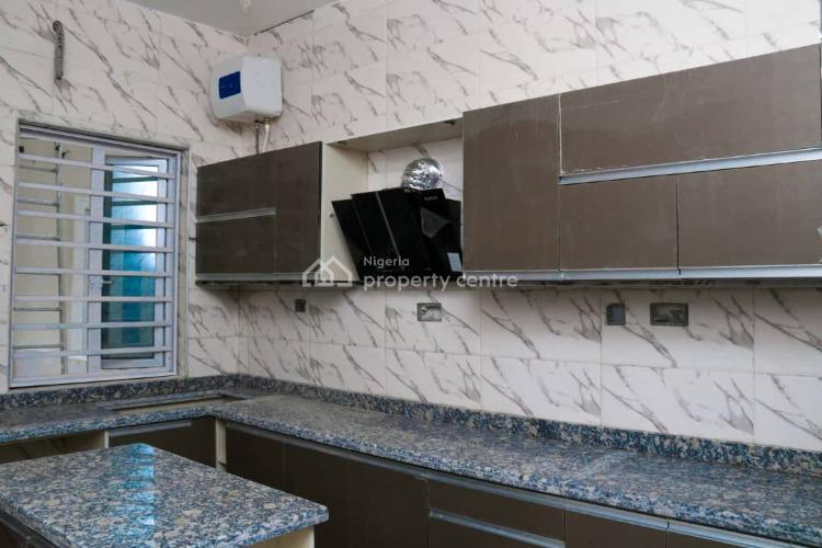 Luxury Well Furnished 4 Bedroom Semi-detached Duplex+bq Available, 2nd Toll Gate,, Vgc, Lekki, Lagos, Detached Duplex for Sale