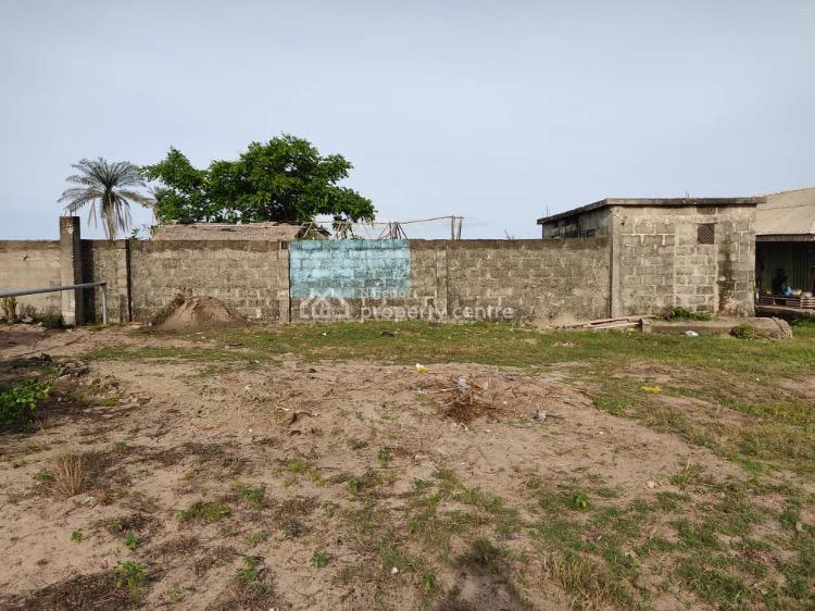 a C of 0 Dry Land Facing an Expressway, Olomowewe/royal Garden Estate,, Ibeju Lekki, Lagos, Mixed-use Land for Sale