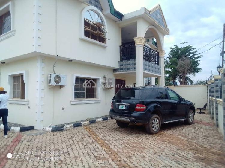 Lovely Built Modern Building of 4 Bedroom Duplex, Mercy Land Estate, Baruwa, Ipaja, Lagos, Detached Duplex for Sale