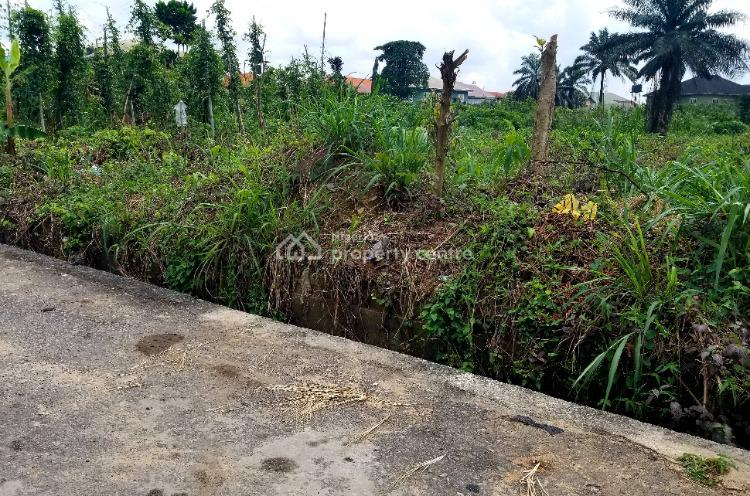 a Fenced Parcel of Land (10 Plots), Rumuibekwe Housing Estate, Off Aba Road By Shell R.a, Port Harcourt, Rivers, Land for Sale