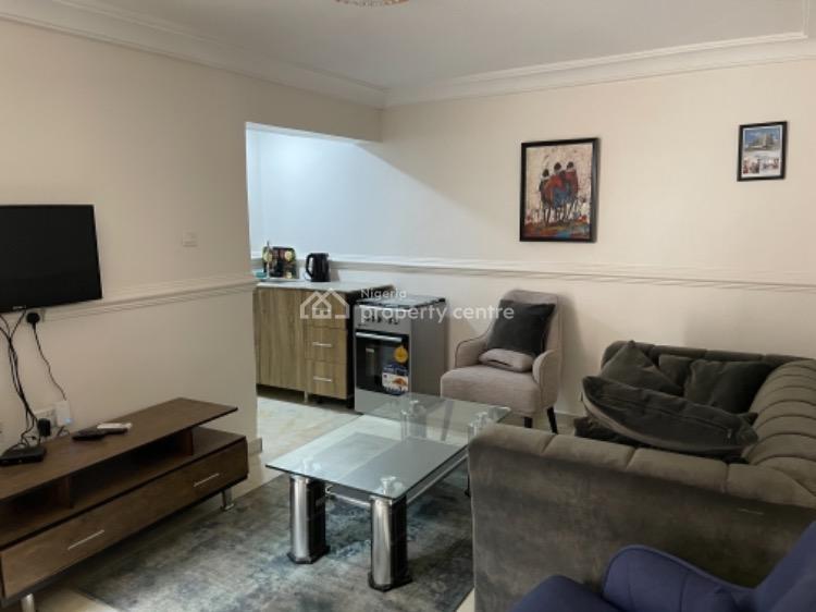 Simple and Cozy 1 Bedroom Apartment, Off Ahmadu Bello Way, Mabushi, Abuja, Flat / Apartment Short Let