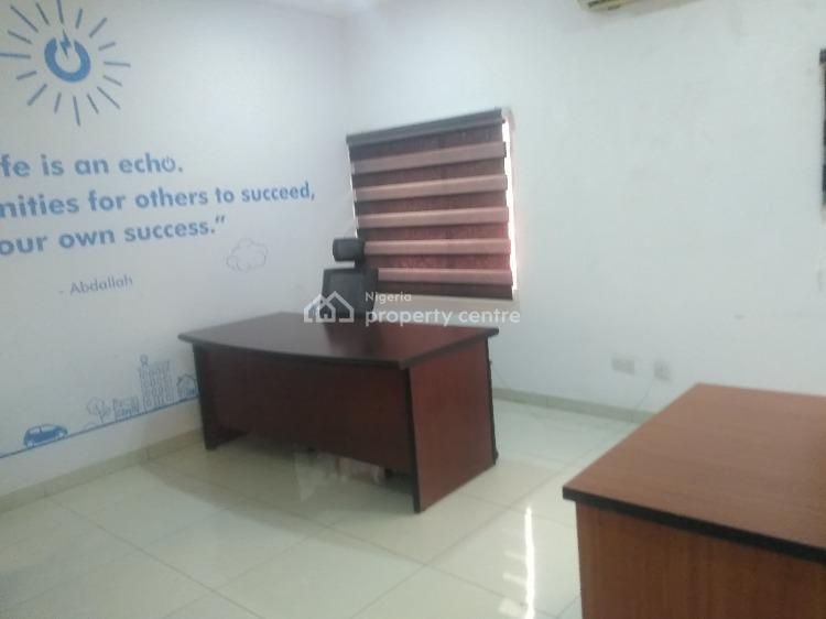 157sqm Open Plan Office Space, Ologun Agbaje Street, Victoria Island (vi), Lagos, Office Space for Rent
