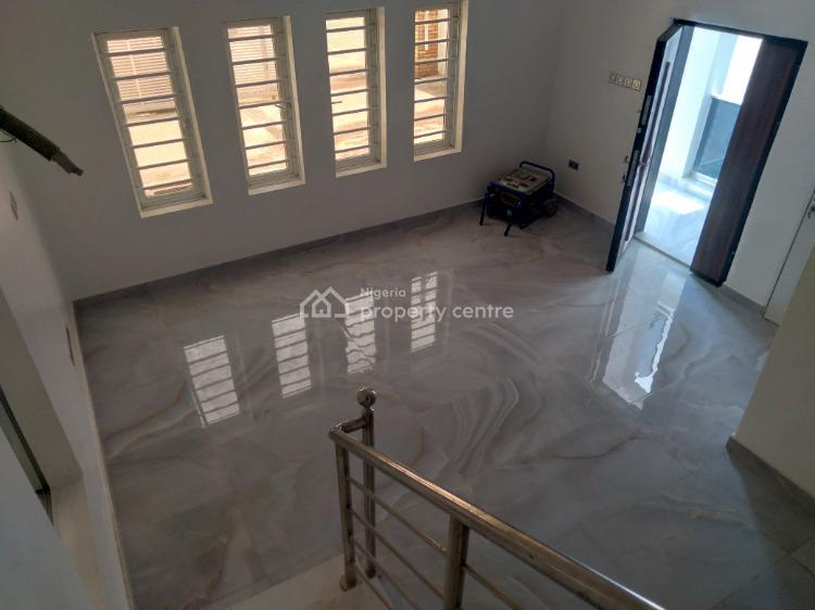Brand New 5 Bedrooms Fully Detached House with Bq, Osapa, Lekki, Lagos, Detached Duplex for Sale