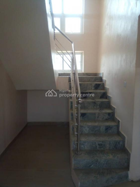 Luxury 4 Bedroom Terraced Duplex in a Nice and Secured Location, Jahi, Abuja, Terraced Duplex for Rent