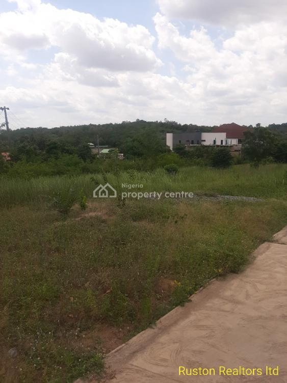 1400sm Land, Alalubosa G R a, Ibadan, Oyo, Residential Land for Sale