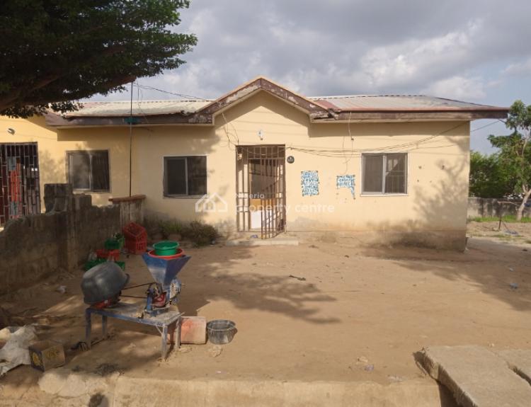 2 Bedrooms Semi Detached Bungalow, Union Homes Estate Phase 1, Kuje, Abuja, Semi-detached Bungalow for Sale