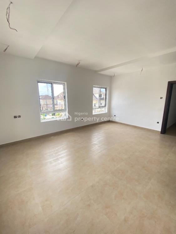 a Luxury 4 Bedroom Semi Detached Duplex with Bq, Chevron, Lekki, Lagos, House for Rent