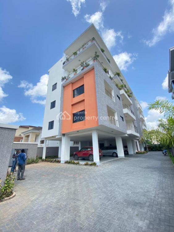 Excellent 3 Bedrooms Apartment with Bq and Swimming Pool, Ikoyi, Lagos, Block of Flats for Sale