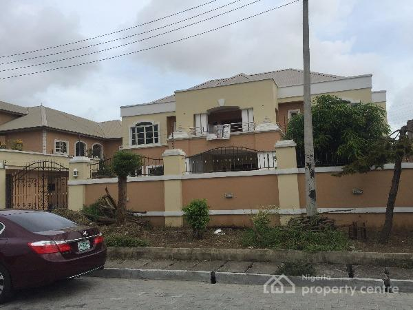 6 bedroom houses for sale in lekki lagos nigerian real for 6 bedroom house with swimming pool for sale