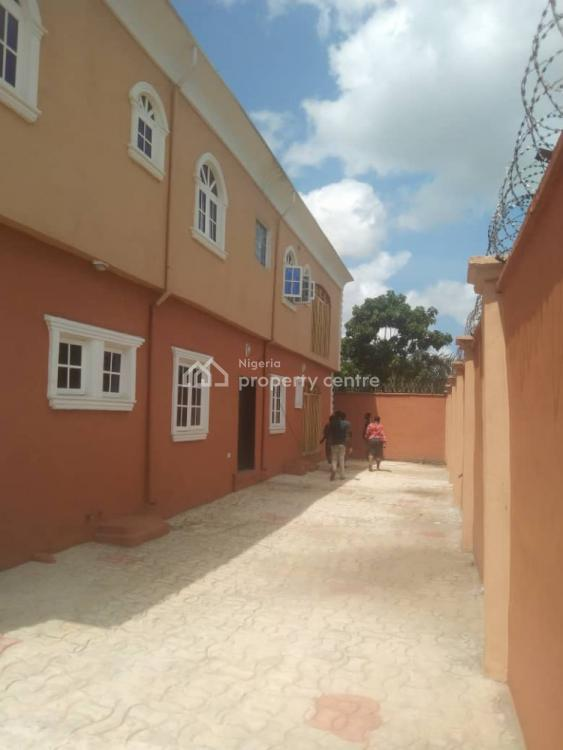 Newly Built 3 Bedroom Flat, Obadore, Igando, Alimosho, Lagos, Flat / Apartment for Rent