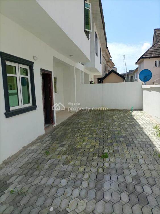 4 Bedroom Semi Detached Duplex with 1 Room, Diamond Estate, Sangotedo, Ajah, Lagos, Semi-detached Duplex for Sale