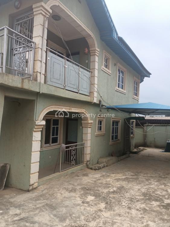 Completed 4units of 3 Bedroom & Mini Flat Bq., Off Isawo Road, Agric, Ikorodu, Lagos, Block of Flats for Sale