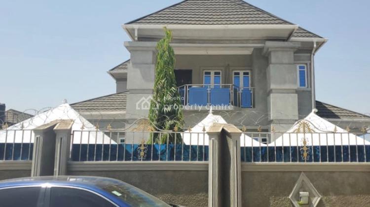 Luxury 5 Bedroom Duplex, Before Amac Market, Lugbe District, Abuja, Detached Duplex for Sale
