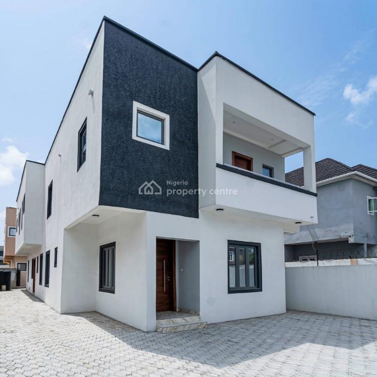 Governor Consent, Lekki Phase 1, Lekki, Lagos, Detached Duplex for Sale