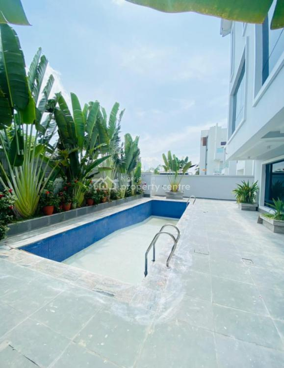 This Luxurious Finished 7 Bedroom Fully Detached Duplex  with Swimming, Banana Island Ikoyi, Banana Island, Ikoyi, Lagos, Detached Duplex for Sale