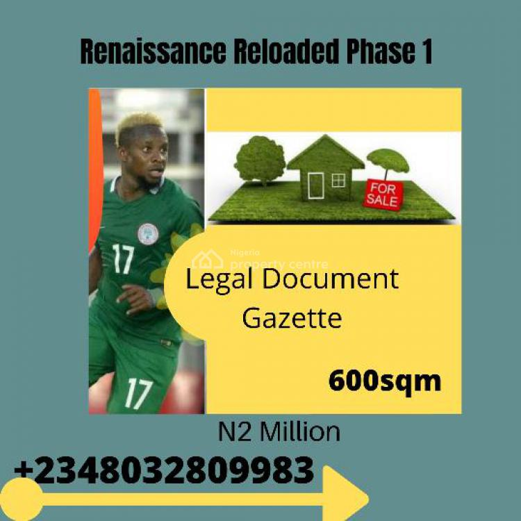 Own a Plot of Cheap Dry Land, Okun Imosan, Ibeju, Lagos, Mixed-use Land for Sale