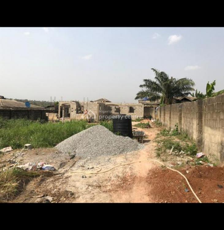 Solidly Built Uncompleted Duplex and Flats, Off Ikola Bus Stop, Ipaja, Lagos, Detached Duplex for Sale