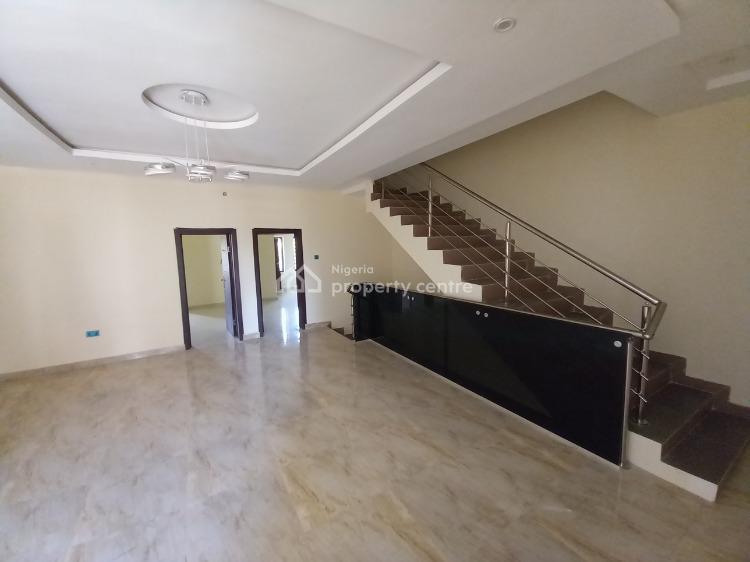 Luxury Bargain 4 Bedroom Terrace Duplex with a Bq Brand New., Lekki Phase 2, Lekki, Lagos, Terraced Duplex for Sale