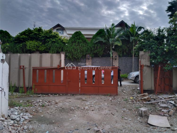 Totally Dry & Stable Land in a Prime Location., Adeniyi Jones, Ikeja, Lagos, Residential Land for Sale