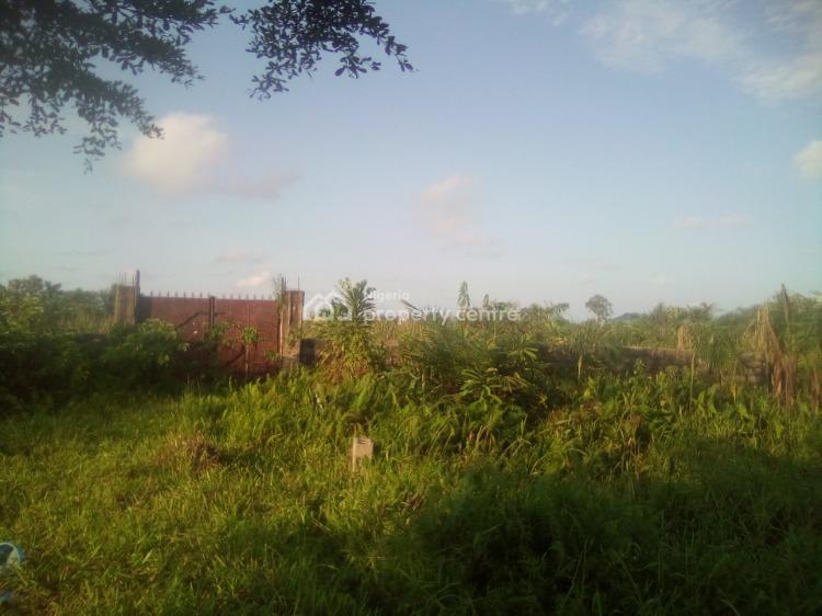 Land, Ogumbo, Ajah, Lagos, Residential Land for Sale