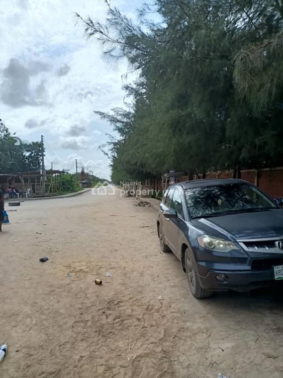 400 Sqms of Already Sand Filled Land, Sharing Fence with Megamond Estate, Ikota, Lekki, Lagos, Residential Land for Sale