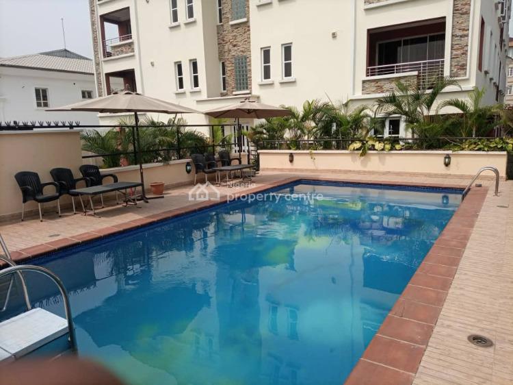 Luxury 3 Bedrooms with Pool Table and Swimming Pool, Dideolu Estate, Oniru, Victoria Island (vi), Lagos, Flat / Apartment Short Let