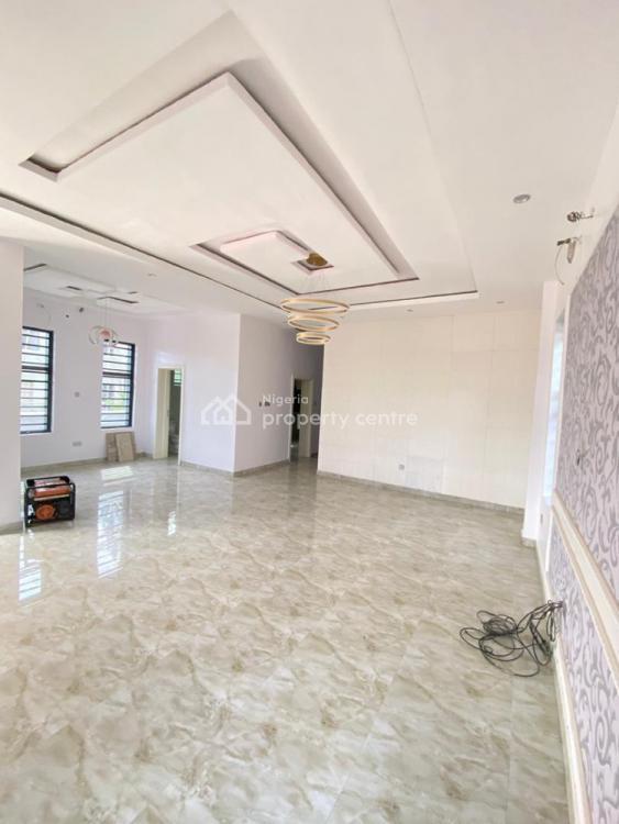Charging 6 Bedroom Fully Detached with 2 Rooms Bq, Lekki County Estate, Lekki, Lagos, Detached Duplex for Sale