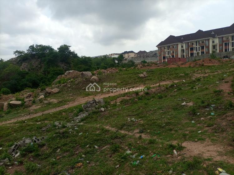 Fantastic Residential Plot Size 4800sqm, Close to Coza, Guzape District, Abuja, Residential Land for Sale