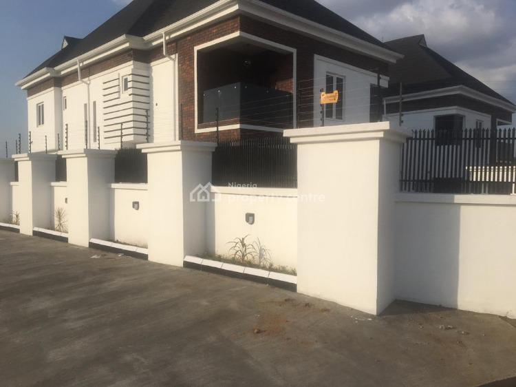Luxury 4 Bedroom Detached Duplex, All Rooms Ensuites, P Estate Off Akala Express Oluyole Extension, Ibadan, Oyo, Detached Duplex for Sale