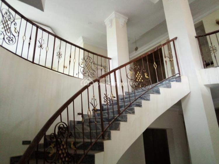 Luxury 8-bedroom Duplex with Swimming Pool, Guzape District, Abuja, Detached Duplex for Sale