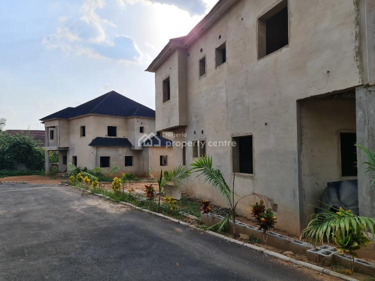 Four (4) Units Uncompleted Duplexses, Off Kastina Ala Crescent, Maitama District, Abuja, Detached Duplex for Sale