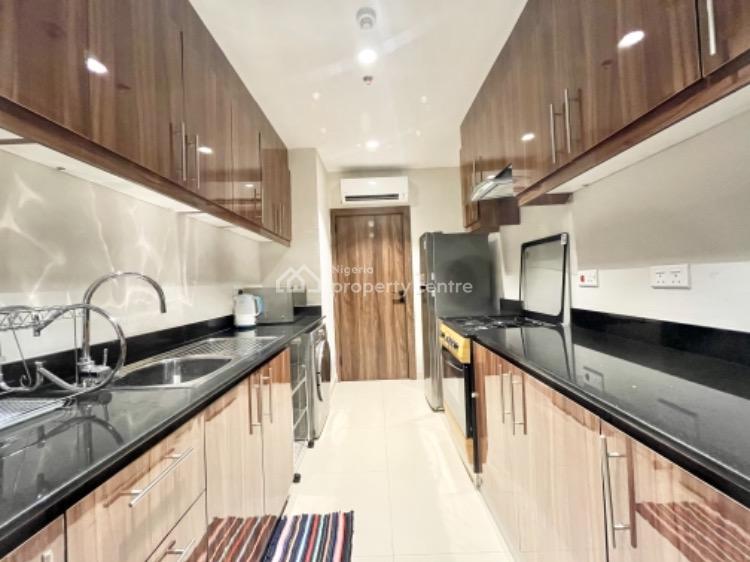 a Magnificent Tastefully Furnished 3 Bedroom Apt, Bluewater Lagos / Sapphire Residence, Oniru, Victoria Island (vi), Lagos, Flat / Apartment Short Let