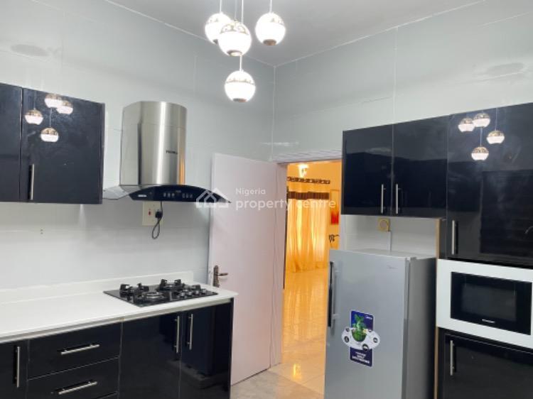 4 Bedroom Fully Detached Duplex with 3 Living Room and Snooker, Lekki, Lagos, Detached Duplex Short Let