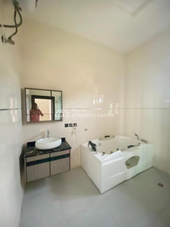 Luxury 5 Bedroom Fully Detached Duplex with Bq Available, Chevron,, Lekki, Lagos, Detached Duplex for Sale