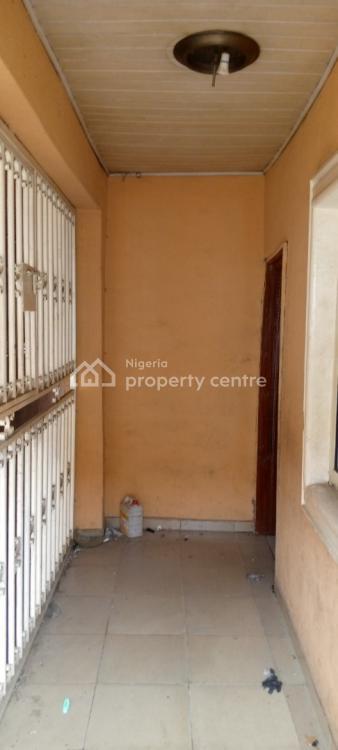 Block of Flats. 4 Nos 3 Bedroom Flats and 2 Nos 2 Bedroom Flats, Gra Scheme 1 Estate, New Oko-oba, Agege, Lagos, Block of Flats for Sale