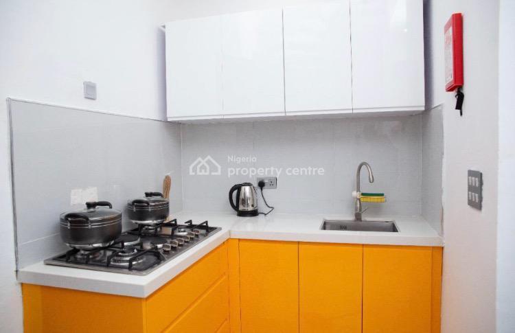 Luxury 1 Bedroom, Elegushi, Ikate, Lekki, Lagos, Mini Flat Short Let