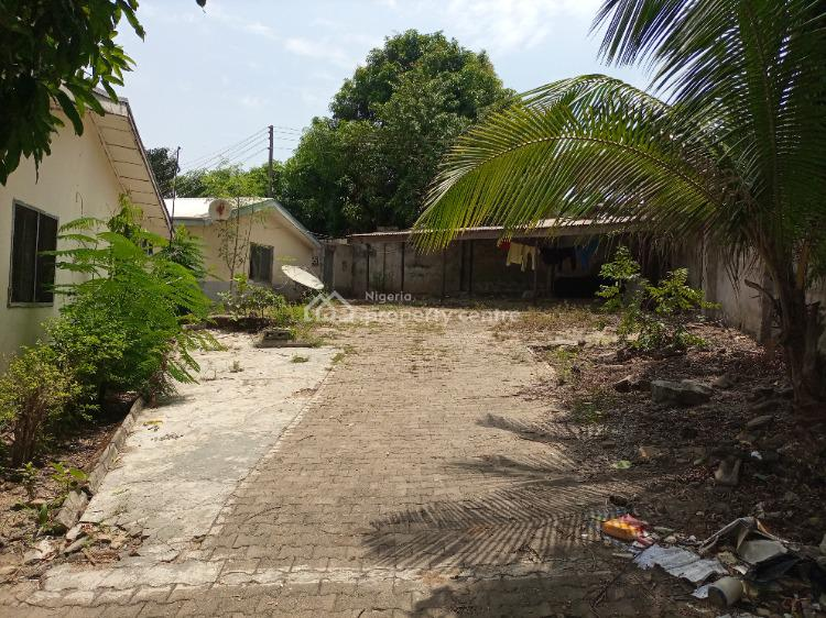 1800 Land Size, 4 Bedroom Fully Detached Bungalow, Life Camp, Abuja, Detached Bungalow for Sale