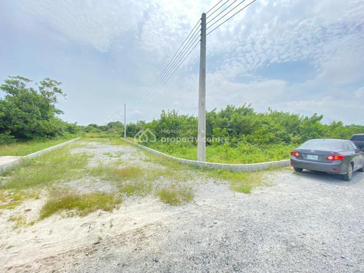 600 Sqm Corner Piece Land, Fara Park Estate, Sangotedo, Ajah, Lagos, Residential Land for Sale