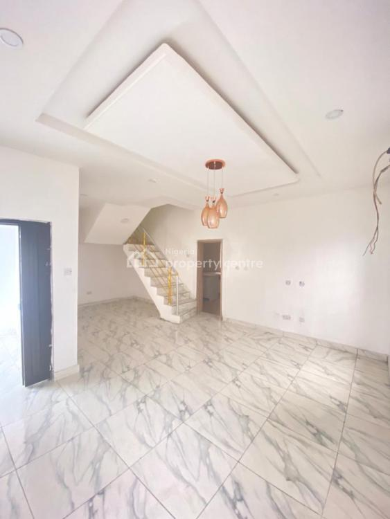 Affordable Terrace Duplex with Kids Playing and Gym, Abraham Adesanya, Ajah, Lagos, Terraced Duplex for Sale