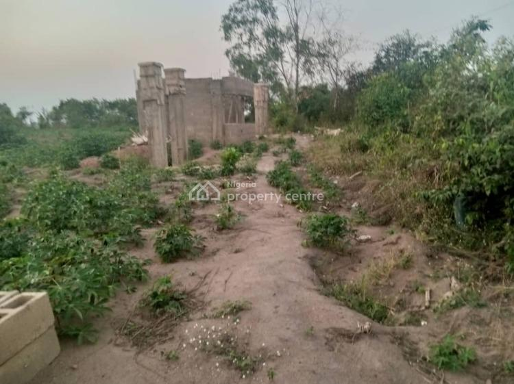 Affordable Plots of Land in an Ancient City, Akanran Road, Olorunsogo, Less Than 25 Minutes Drive From The Expressw, Ona Ara, Oyo, Mixed-use Land for Sale