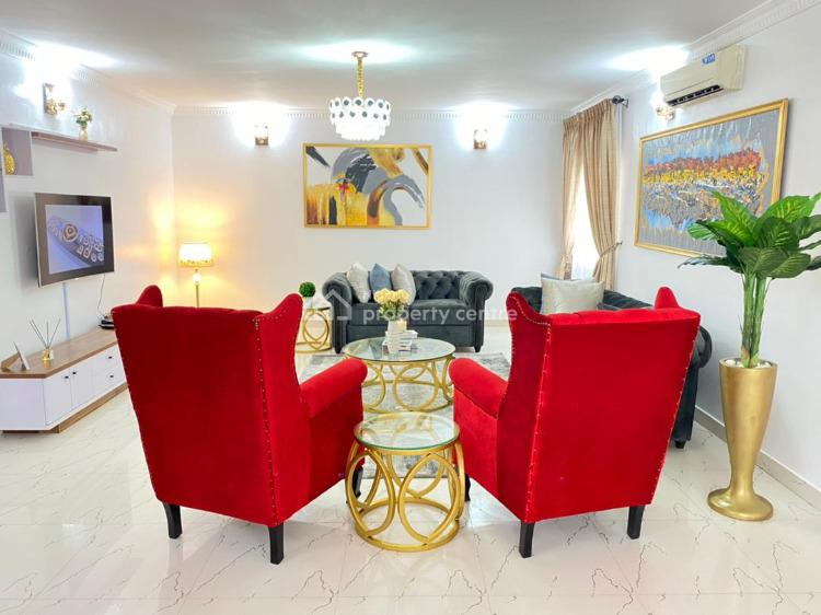 Lush 3 Bedroom Apartment, Ikate, Lekki, Lagos, House Short Let