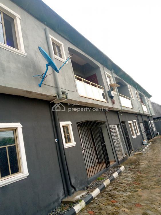 2 Bedroom Flat, Peace Estate Along New Heaven Estate, Iba, Ojo, Lagos, Flat / Apartment for Rent